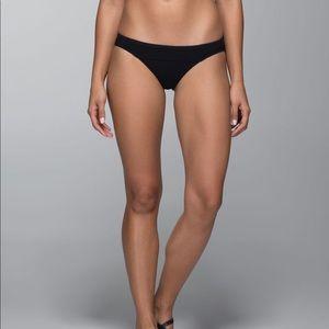 Lululemon Coastal Om Bikini Bottoms - size 10